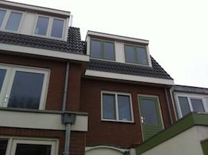 extra verdieping op bestaande woning