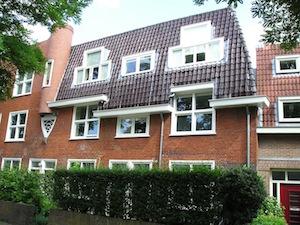 Frans Halsstraat te Utrecht