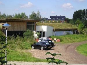 landschapswoningen EVA-Lanksmeer