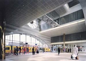 stationshal Hilversum
