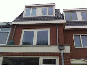 Cremerstraat, Utrecht tuingevel nieuw