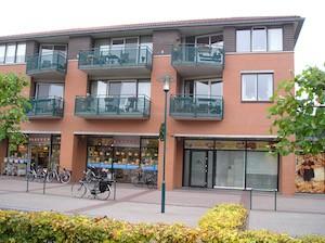 bovenwoningen Winkelcentrum Anna Paulowna