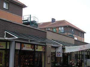Winkelcentrum Anna Paulowna