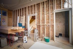 bouwkundige voorbereiding